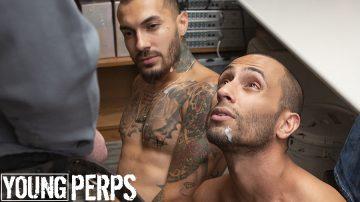 Latino punks get facial